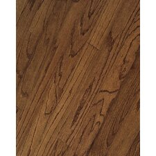 "Springdale Plank 3"" Engineered Oak Hardwood Flooring in Saddle"