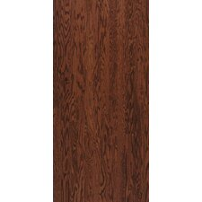 "Turlington 3"" Engineered Oak Hardwood Flooring in Cherry"