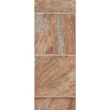 "GardenStone 12"" x 48"" x 8mm Tile Laminate in Monzone"