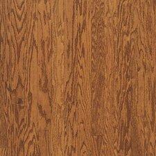 "Turlington 5"" Engineered Oak Hardwood Flooring in Gunstock"