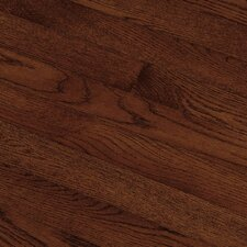 "Fulton 2-1/4"" Solid Red / White Oak Hardwood Flooring in Cherry"