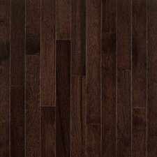 "American Treasures 3-1/4"" Solid Hickory Hardwood Flooring in Frontier Shadow"