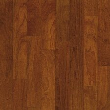 "Turlington 5"" Engineered Cherry Hardwood Flooring in Bronze"