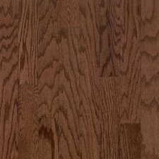 "Turlington 3"" Engineered Oak Hardwood Flooring in Saddle"
