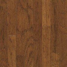 "Turlington 5"" Engineered Hickory Hardwood Flooring in Falcon Brown"