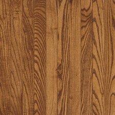 "Westchester 3-1/4"" Solid Oak Hardwood Flooring in Gunstock"