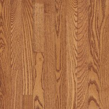 "Dundee 2-1/4"" Solid Red Oak Hardwood Flooring in Butterscotch"