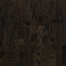 """Dundee 3-1/4"""" Solid Red Oak Hardwood Flooring in Espresso"""