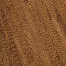 """Fulton 3-1/4"""" Solid Red / White Oak Hardwood Flooring in Gunstock"""