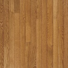 "Fulton 3-1/4"" Solid White Oak Hardwood Flooring in Fawn"