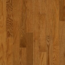 "Manchester 2-1/4"" Solid Red Oak Hardwood Flooring in Gunstock"