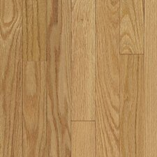 """Ascot Strip 2-1/4"""" Solid Oak Hardwood Flooring in Natural"""