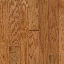 "Ascot Strip 2-1/4"" Solid Oak Hardwood Flooring in Topaz"