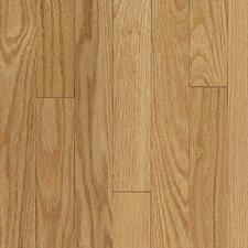 "Ascot Plank 3-1/4"" Solid Oak Hardwood Flooring in Natural"