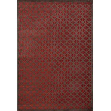 Fables Red/Brown Area Rug