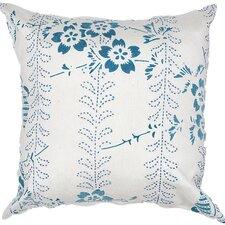 Kyoto Contemporary Dupione Throw Pillow