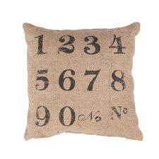 Rustique Handmade Jute Throw Pillow