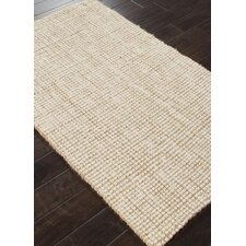 Naturals Lucia Ivory & White Area Rug
