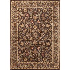 Poeme Gascony Brown Area Rug