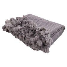 Native Handloom Modern Wool Throw