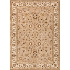 Poeme Taupe/Ivory Rug