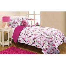 Owl Mini Comforter Set
