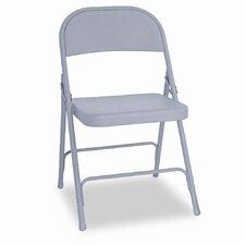 Steel Folding Chair, Tan