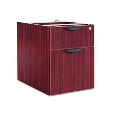 Valencia Series Box and File Pedestal