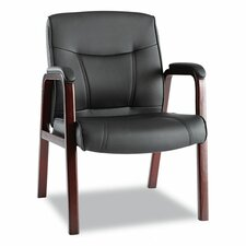 Madaris Leather Guest Chair