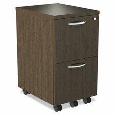 SedinaAG Series 2-Drawer Mobile File Pedestal
