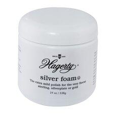 19 Oz. Silver Foam