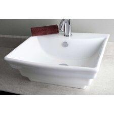 Above Counter Vessel Bathroom Sink