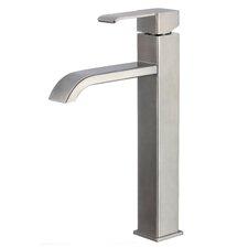Single Handle Deck Mount Brass Faucet