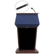 Wired Sound Patriot Lectern