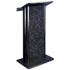 Pyrenees Marble C Panel Full Podium