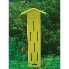 Recycled Butterfly Free Standing Birdhouse