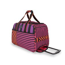 "French West Indies 13"" 2 Wheeled Travel Duffel"