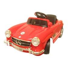 Mercedes Benz Classic Sedan Battery Powered Car