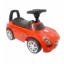 Mercedes Benz Lil' Coupe Battery Powered Car