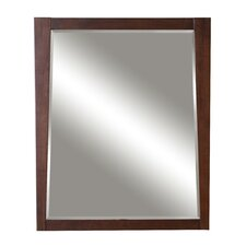 "Jayden 30"" X 36 Framed Mirror"