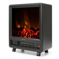 Flame Cube Electric Fireplace