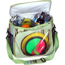 30 Can Insulated Leak Proof Sports Picnic Cooler