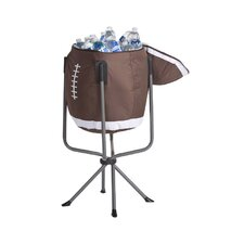 30 Can Large Insulated Football Picnic Cooler