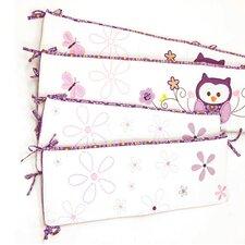 Plum Owl Meadow Nursery Versatile Bumper