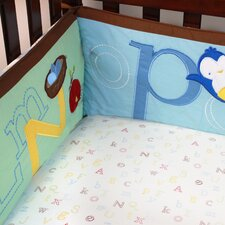 Alphabet Nursery Versatile Bumper