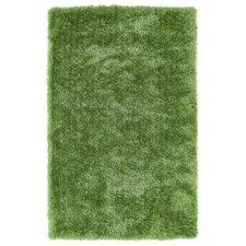 Posh Lime Green Area Rug