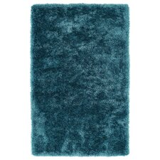 Posh Teal Area Rug