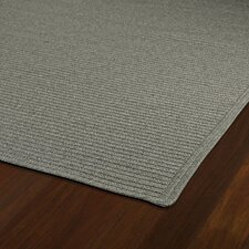 Bikini Pewter Indoor/Outdoor Area Rug