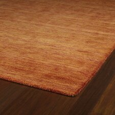 Renaissance Salsa Orange Area Rug
