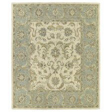 Solomon King David Ivory Area Rug
